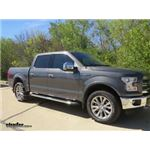 Titan Chain Snow Tire Chains with Tensioners Installation - 2016 Ford F-150
