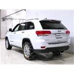 Titan Chain Alloy Snow Tire Chains Installation - 2017 Jeep Grand Cherokee