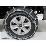Titan Chain Snow Tire Chains Installation - 2017 Ford F-150