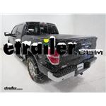 Titan Alloy Snow Tire Chains Installation - 2012 Ford F-150