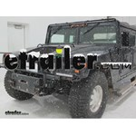 Titan Chain Twist Link Tire Chains Review - 1999 Hummer H1