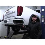 TorkLift Rear Frame-Mounted Camper Tie-Downs Installation - 2020 GMC Sierra 2500