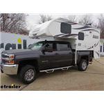 TorkLift Rear Frame-Mounted Camper Tie-Downs Installation - 2016 Chevrolet Silverado 2500