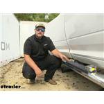 TorkLift Front Frame-Mounted Camper Tie-Downs Installation - 2015 Ram 3500