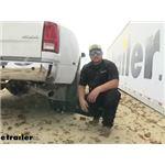 Torklift Custom Frame-Mounted Camper Tie-Downs Installation - 2015 Ram 3500