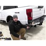 TorkLift Custom Frame-Mounted Camper Tie Downs Installation - 2021 Ford F-450 Super Duty
