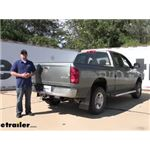 TorkLift SuperHitch Original Trailer Hitch Installation - 2008 Dodge Ram Pickup
