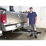 TorkLift SuperHitch Trailer Hitch SuperTruss Hitch Extension Installation - 2008 Dodge Ram Pickup