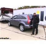 Tow Ready Tail Light Isolating Diode System Installation - 2011 Honda CR-V