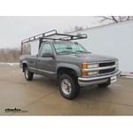 Longview Custom Towing Mirrors Installation - 1999 Chevrolet CK Series Pickup