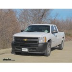 Longview Custom Towing Mirrors Installation - 2012 Chevrolet Silverado