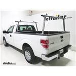 Thule TracRac TracONE Ladder Racks Installation - 2014 Ford F-150