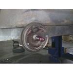 Titan Hydraulic Trailer Brake Installation