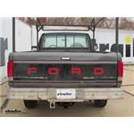 Trailer Hitch Installation - 1988 Ford F-250 - B and W
