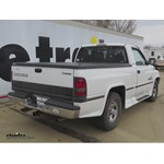 Trailer Hitch Installation - 1995 Dodge Ram Pickup - Curt