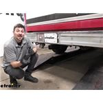 Draw-Tite Max-Frame Trailer Hitch Installation - 1995 Ford F-150