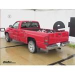 Trailer Hitch Installation - 2001 Dodge Ram Pickup - Curt