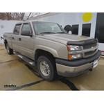 Front Mount Trailer Hitch Installation - 2003 Chevrolet Silverado - Draw-Tite