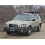 Trailer Hitch Installation - 2003 Subaru Forester - Curt