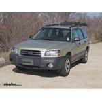 Trailer Hitch Installation - 2003 Subaru Forester - Draw-Tite