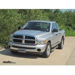 Trailer Hitch Installation - 2004 Dodge Ram