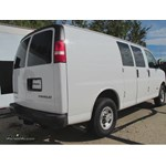 Traile Hitch Installation - 2005 Chevrolet Express Van - Draw-Tite
