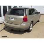 Trailer Hitch Installation - 2005 Chrysler Pacifica - Draw-Tite