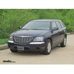 Trailer Hitch Installation - 2006 Chrysler Pacifica - Draw-Tite