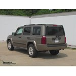 Trailer Hitch Installation - 2006 Jeep Commander - Curt