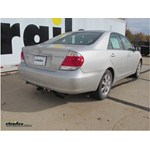 Trailer Hitch Installation - 2006 Toyota Camry - Draw-Tite
