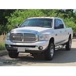 Trailer Hitch Installation - 2007 Dodge Ram - Curt