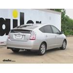 Trailer Hitch Installation - 2008 Toyota Prius - Draw-Tite