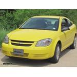 Trailer Hitch Installation - 2009 Chevrolet Cobalt - Draw-Tite