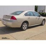 Trailer Hitch Installation - 2009 Chevrolet Impala - Draw-Tite