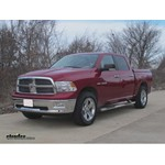 Trailer Hitch Installation - 2009 Dodge Ram