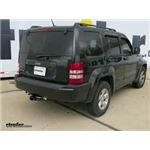 Draw-Tite Max-Frame Trailer Hitch Installation - 2009 Jeep Liberty