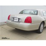 Trailer Hitch Installation - 2009 Lincoln Town Car - Draw-Tite