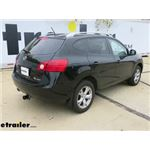 Trailer Hitch Installation - 2009 Nissan Rogue - Draw-Tite