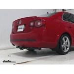 Trailer Hitch Installation - 2009 Volkswagen Jetta - Draw-Tite