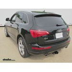 Trailer Hitch Installation - 2010 Audi Q5 - Curt