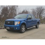 Trailer Hitch Installation - 2010 Ford F-150