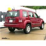 Trailer Hitch Installation - 2010 Jeep Liberty - Draw-Tite