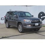Front Mount Trailer Hitch Installation - 2010 Toyota 4Runner