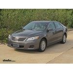 Trailer Hitch Installation - 2010 Toyota Camry