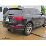 Trailer Hitch Installation - 2011 Audi Q5 - Curt