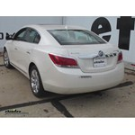 Trailer Hitch Installation - 2011 Buick Lacrosse - Curt