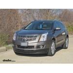 Trailer Hitch Installation - 2011 Cadillac SRX - Curt