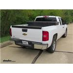 Trailer Hitch Installation - 2011 Chevrolet Silverado - Curt