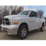 Trailer Hitch Installation - 2011 Dodge Ram 1500