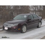 Trailer Hitch Installation - 2011 Ford Fusion